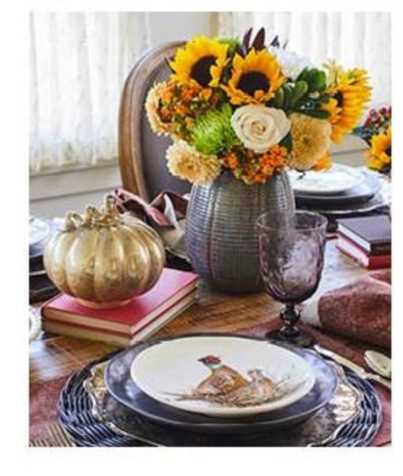 Photo - A Southern Living Harvest Home event is planned Saturday at Dillard's, Penn Square.