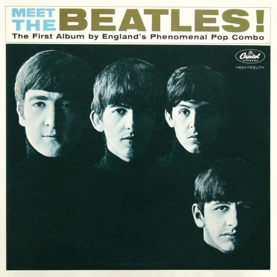 Photo - Meet the Beatles! The First Album by England's Phenomenal Pop Combo ALBUM COVER GRAPHICORG XMIT: 0904112050236094 ORG XMIT: PQBM80N