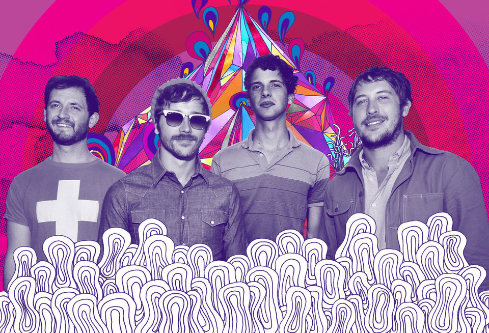 Photo - Portugal.The Man. PHOTO PROVIDED