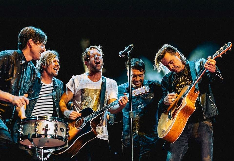 Switchfoot Relient K Looking For America Tour November