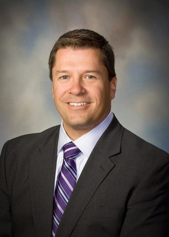 Photo - Chad Warmington, chief operating officer of The State Chamber of Oklahoma.   - FILE PHOTO