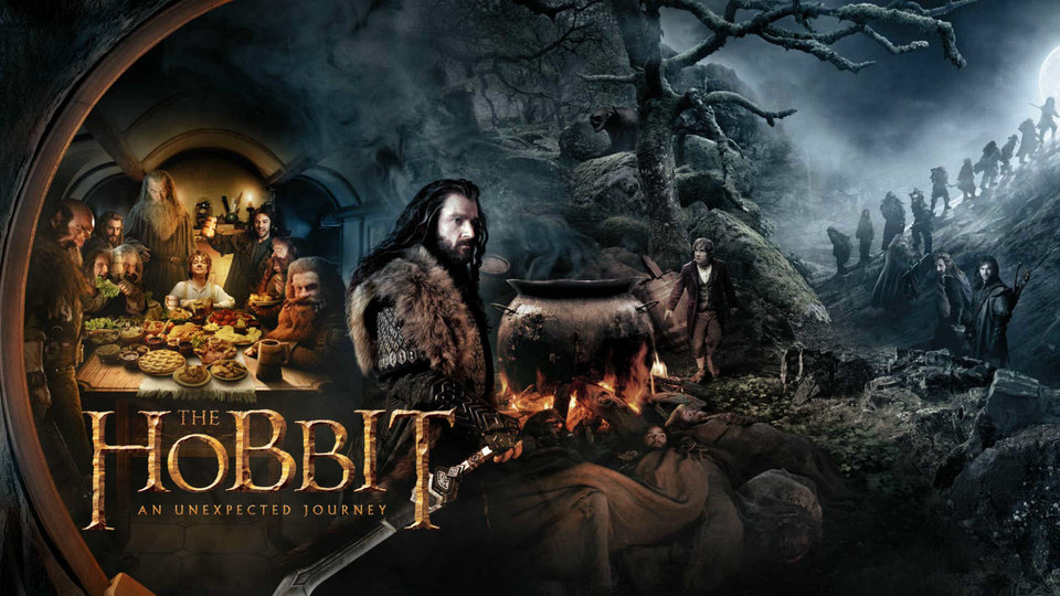 "The feature film ""The Hobbit: An Unexpected Journey"" premiered Friday in theaters nationwide. <strong></strong>"