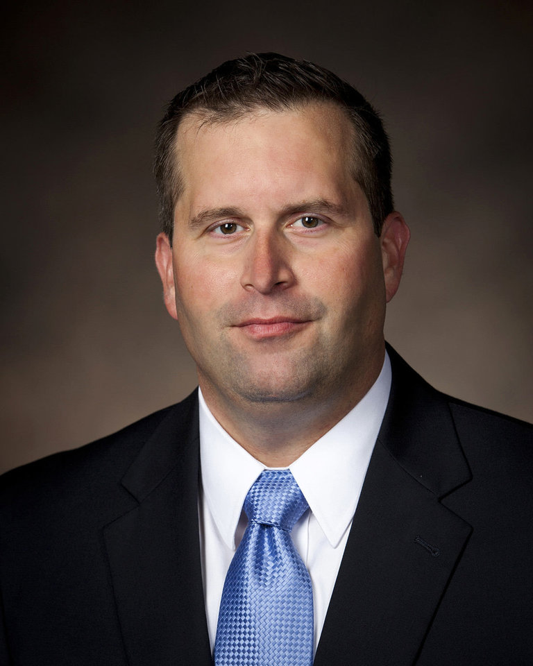 Photo - Chris Doyle is senior vice president of operations for Chesapeake Energy Corp.'s northern division,   - provide