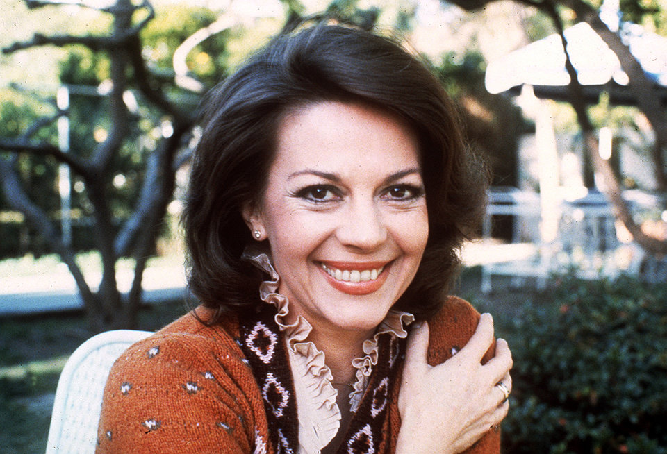 FILE - A Dec. 1, 1981 file photo shows actress Natalie Wood. A new report Monday Jan. 14, 2013, shows coroner\'s officials amended Natalie Wood\'s death certificate based on unanswered questions about bruises on her upper body. (AP Photo/File)
