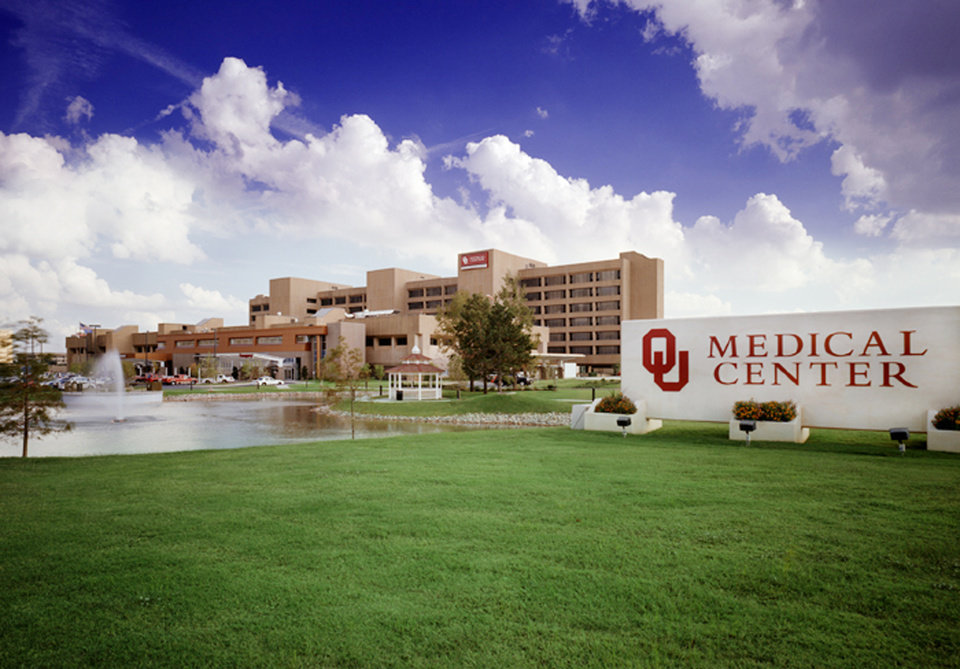 BUILDING EXTERIOR: This is OU Medical Center in Oklahoma City. ORG XMIT: KOD