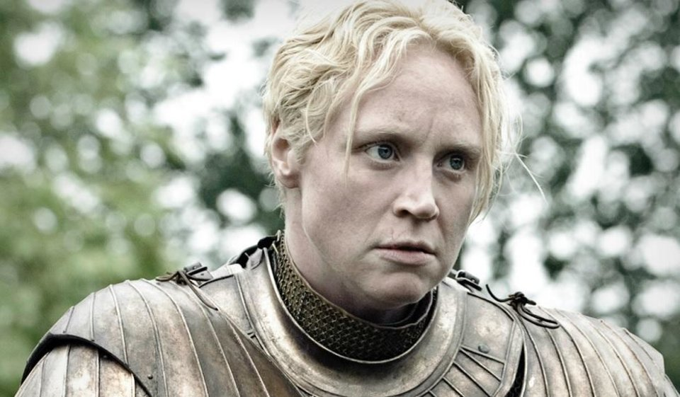 Photo -  The maiden Brienne of Tarth.
