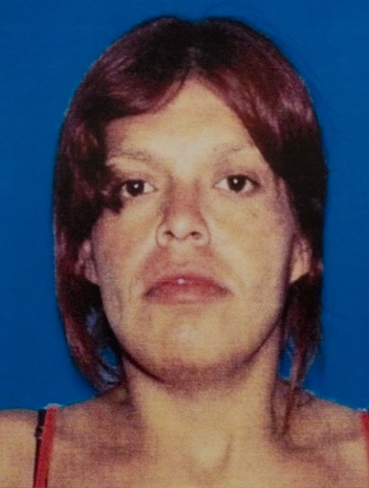 Photo - This undated photo provided by the Anaheim Police Department and the Santa Ana Police Department shows Josephine Vargas, 34, from Santa Ana, Calif. Vargas is one of four women believed killed by two parolees wearing GPS trackers. (AP Photo/Anaheim and Santa Ana Police Departments)
