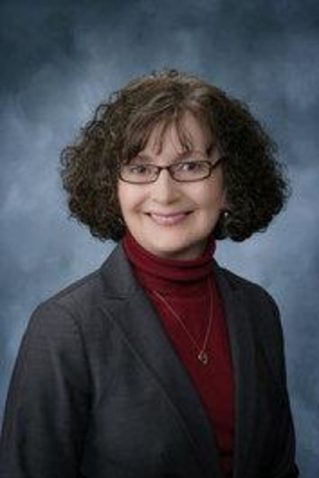 Cindy Ross, president of Cameron University. Photo provided. <strong></strong>