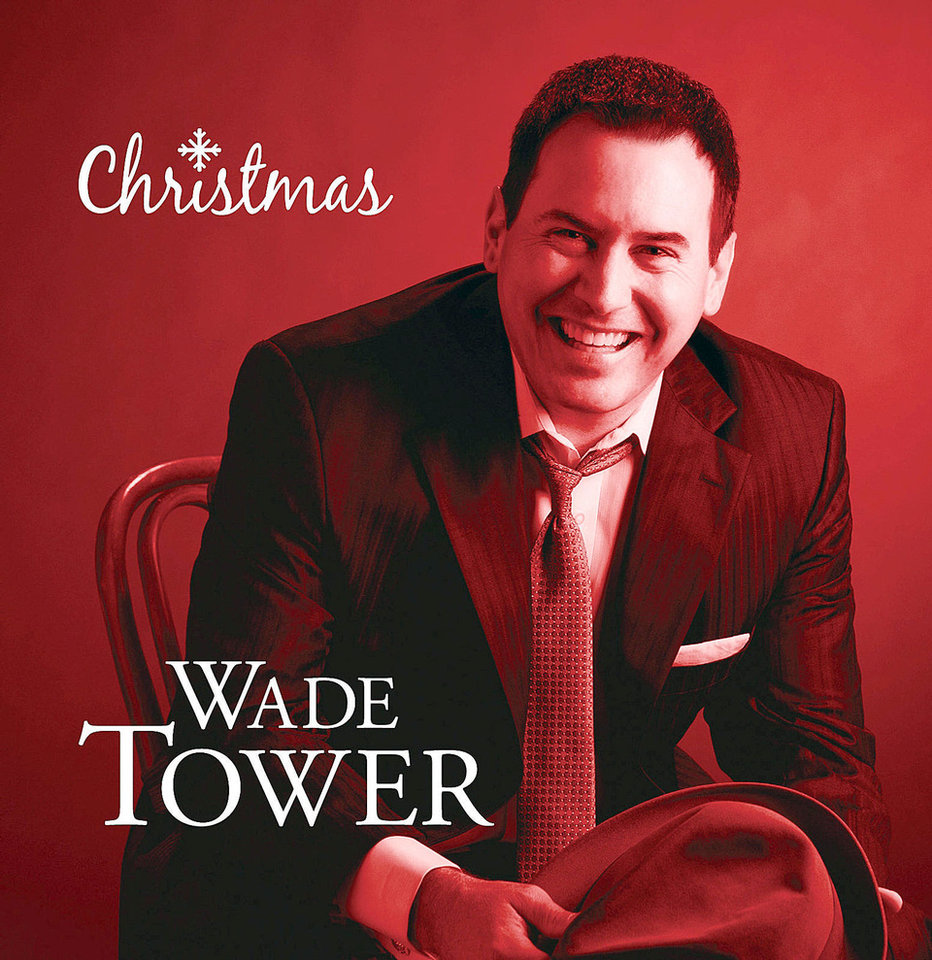Singer Wade Tower�s CD. Photo provided