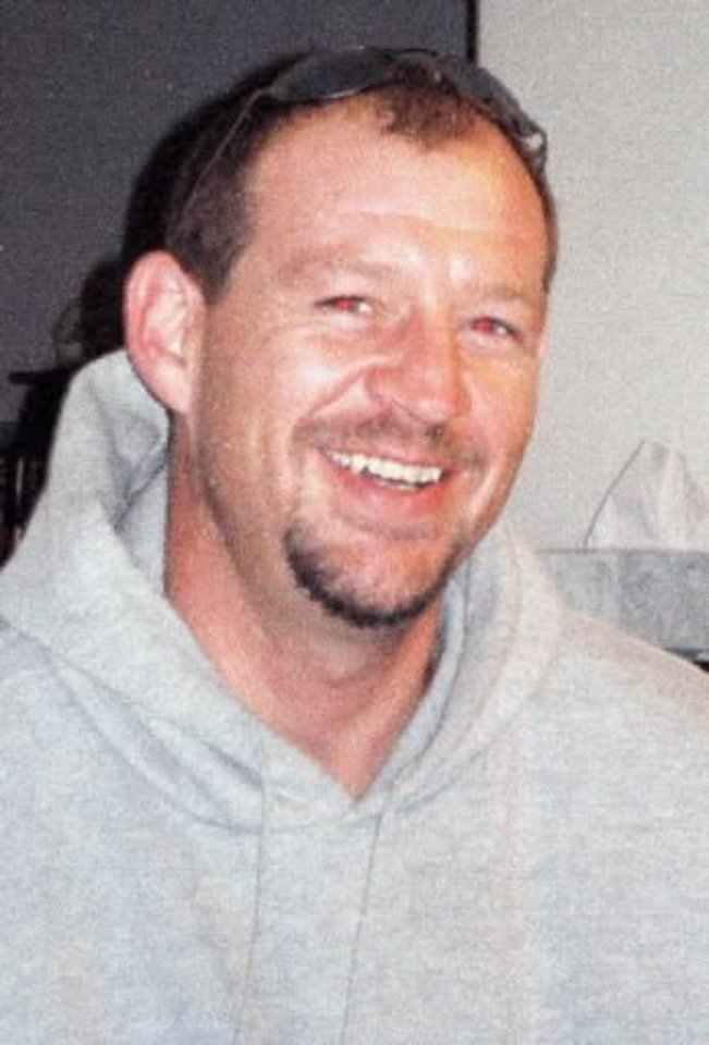 Photo -  Christopher  Beckman, an inmate who died in prison.