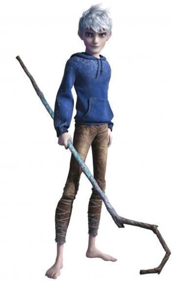"Chris Pine lends his voice to Jack Frost in the new animated film ""Rise of the Guardians."" Paramount Pictures photo. <strong></strong>"