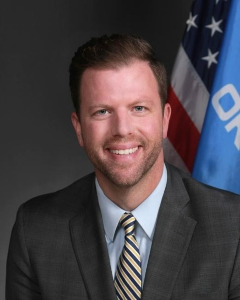 Photo -  Rep. Jason Dunnington