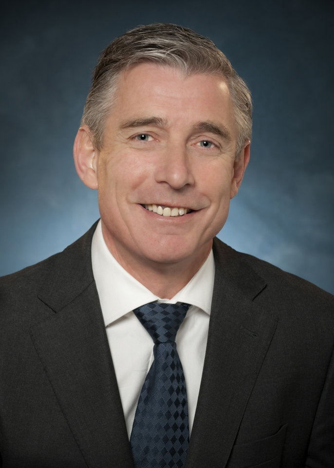 Photo - This undated photo provided by Wal-Mart Inc. shows Wal-Mart Asia CEO Greg Foran. Wal-Mart on Thursday, July 24, 2014 announced that Foran will replace current Wal-Mart U.S. CEO Bill Simon in what could be an indication that the company is losing confidence that its largest business unit will rebound after more than a year of disappointing results. (AP Photo/Wal-Mart Inc.)
