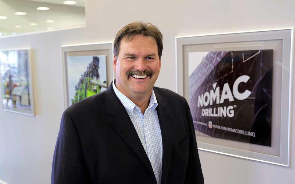 Photo -  Portrait of Seventy Seven Energy CEO Jerry Winchester on Wednesday, July 16, 2014, to run with executive Q&A. The company is a former unit of Chesapeake Energy Corp. that became a standalone company on July 1, 2014. Photo by Jim Beckel, The Oklahoman   Jim Beckel