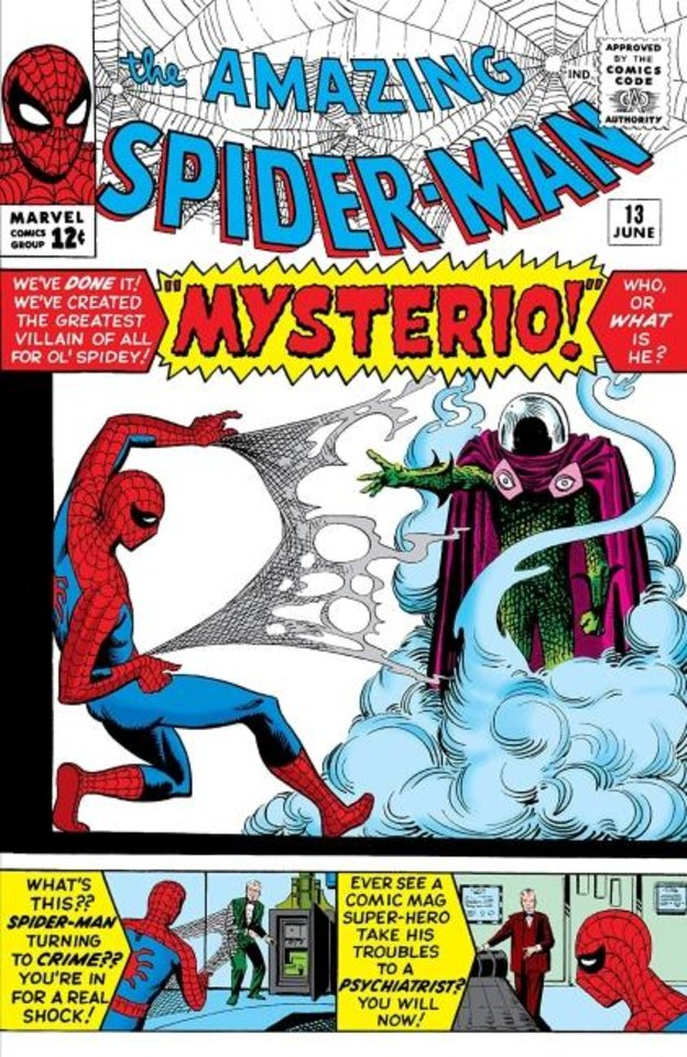Photo -  Mysterio as seen in