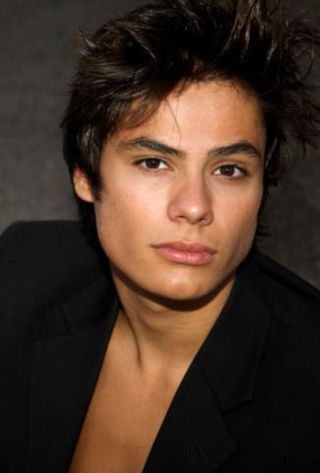 """Twilight"" actor Kiowa Gordon. Photo provided. <strong></strong>"