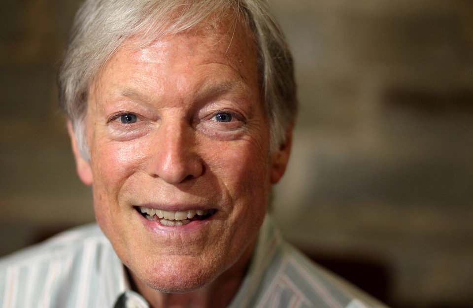 Photo -   This June 27, 2012, photo shows actor Richard Chamberlain, from the upcoming play