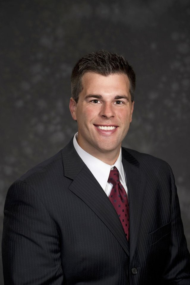 Brian Burget is an attorney with McAfee & Taft. <strong></strong>