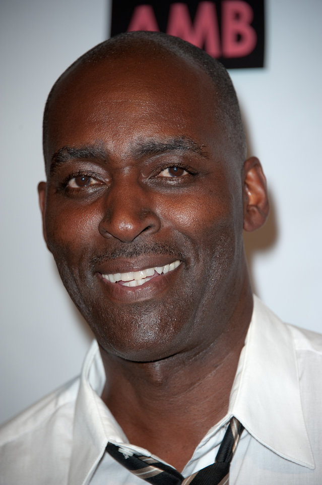 Photo - In this Oct. 6, 2012 photo, actor Michael Jace attends WordTheatre presents Storytales at FordAmphitheatre in Los Angeles. Police are questioning Jace after his wife was found dead in their home on Monday, May 19, 2014. (Photo by Richard Shotwell/Invision/AP)