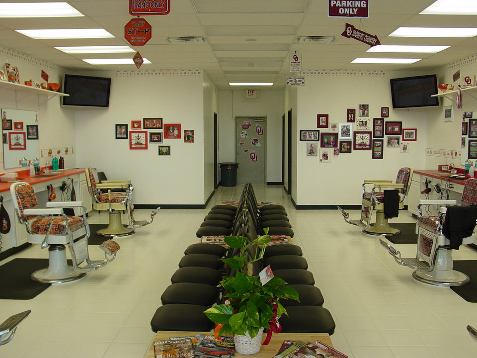 Bedlam Barbershop, 9040 S. Sooner Rd., 732-2335<br/><b>Community Photo By:</b> Kevin Dyer<br/><b>Submitted By:</b> Kevin, Oklahoma City