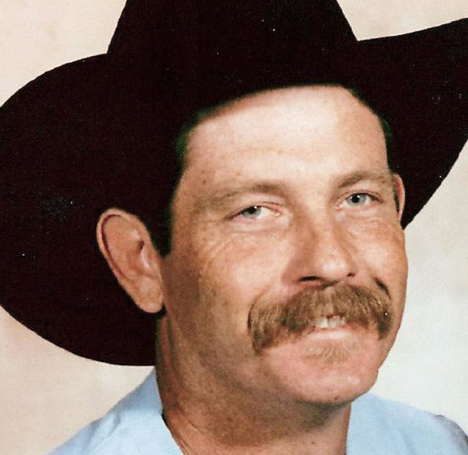 Billy Leeper, 63, of Cashion, died May 24 when a tornado swept over his mobile home. Leeper and his wife were trying to seek shelter when the tornado hit. Leeper used his body to protect his wife. Protected ORG XMIT: KOD