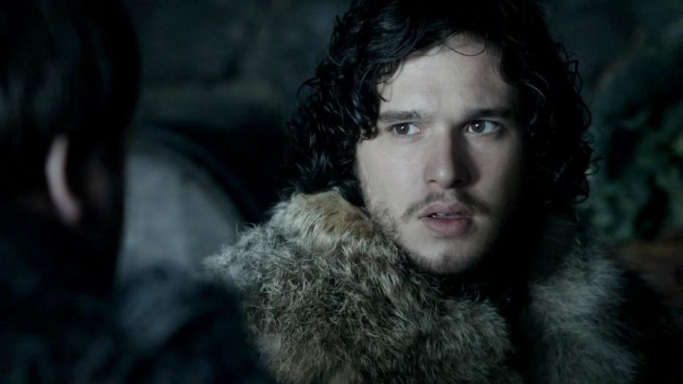 Photo -  You know nothing, Jon Snow.