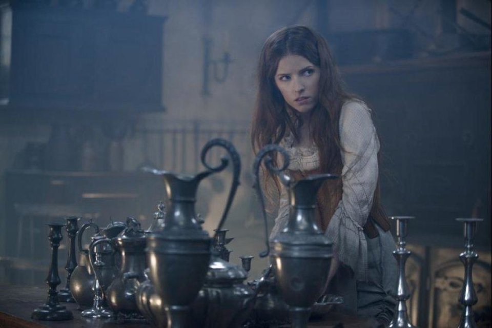 Photo -       Anna Kendrick in Into the Woods (2014)
