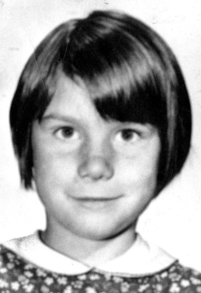 This 1970 handout photo shows Donna Willing. Donna was raped and strangled in 1970. Police have identified Donna's childhood neighbor as the alleged killer: 73-year-old Robert Hill. He�s been in prison for other sexual assaults of children. The biological evidence in Donna Willing�s case was lost or destroyed, and prosecutors are using Wisconsin's sex offender law to possibly keep him in custody indefinitely. They hope to prove Hill is a sexually violent person during a Monday, Nov. 19, 2012 hearing. (AP Photo/Family Photo via Milwaukee Journal-Sentinel)