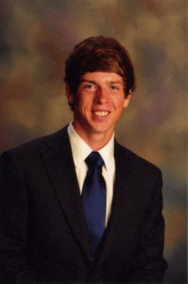 Photo - Bryan Lilley, Edmond North 2014 Scholar-Athlete. PHOTO PROVIDED