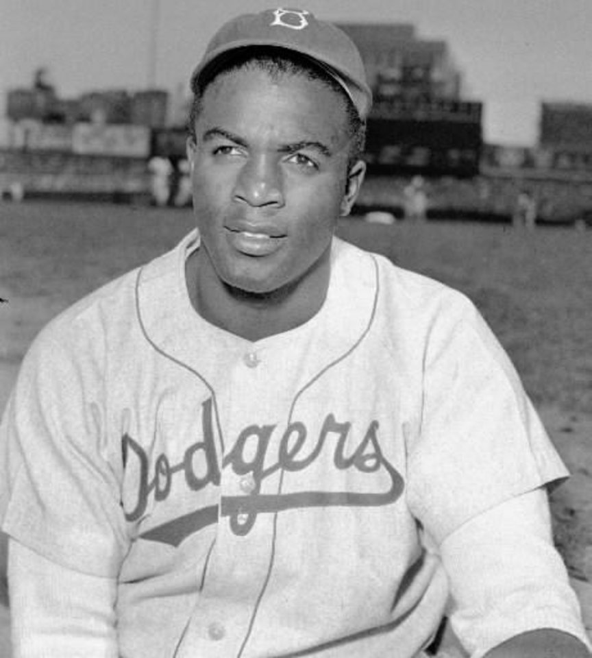 Photo -  Jackie Robinson (AP file)