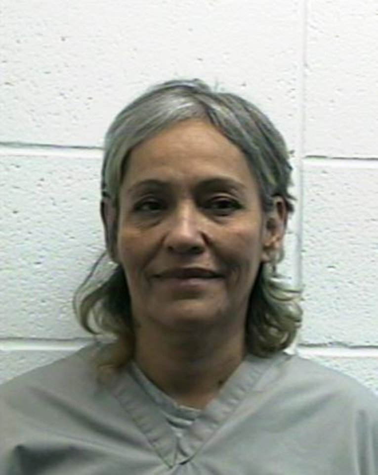 Photo -  Denise Kay Cooper died in February. She was the main suspect in the 2009 slaying of an Anadarko pastor. [Photo provided]