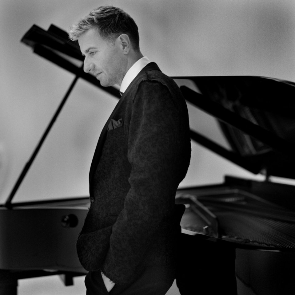 Jean-Yves Thibaudet Photo provided Photo provided