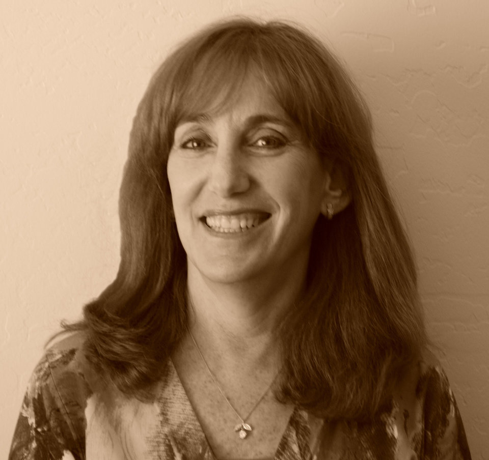 Photo -       Ellen Gerst was widowed young. She writes about caregiving and blogs about loss.