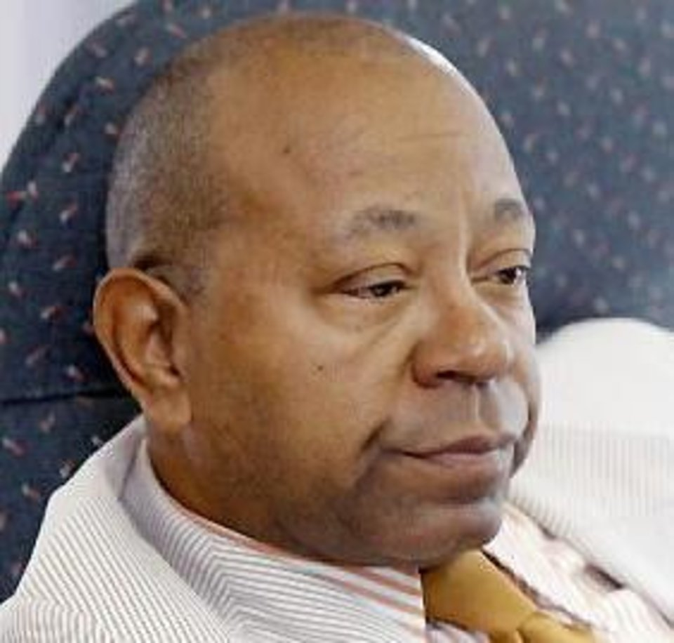 Pardon and Parole Board member Currie Ballard