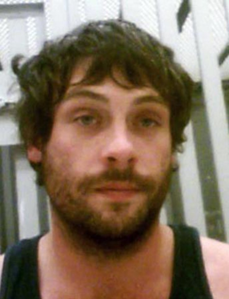 This undatedphoto provided by the Ottawa County (Okla.) Sheriff Department shows Gregory Arthur Weiler II. Prosecutors have filed charges against the Illinois man accused of plotting to bomb nearly 50 Oklahoma churches. Weiler has been charged under the state's anti-terrorism act. (AP Photo/Ottawa County Sheriff Department)