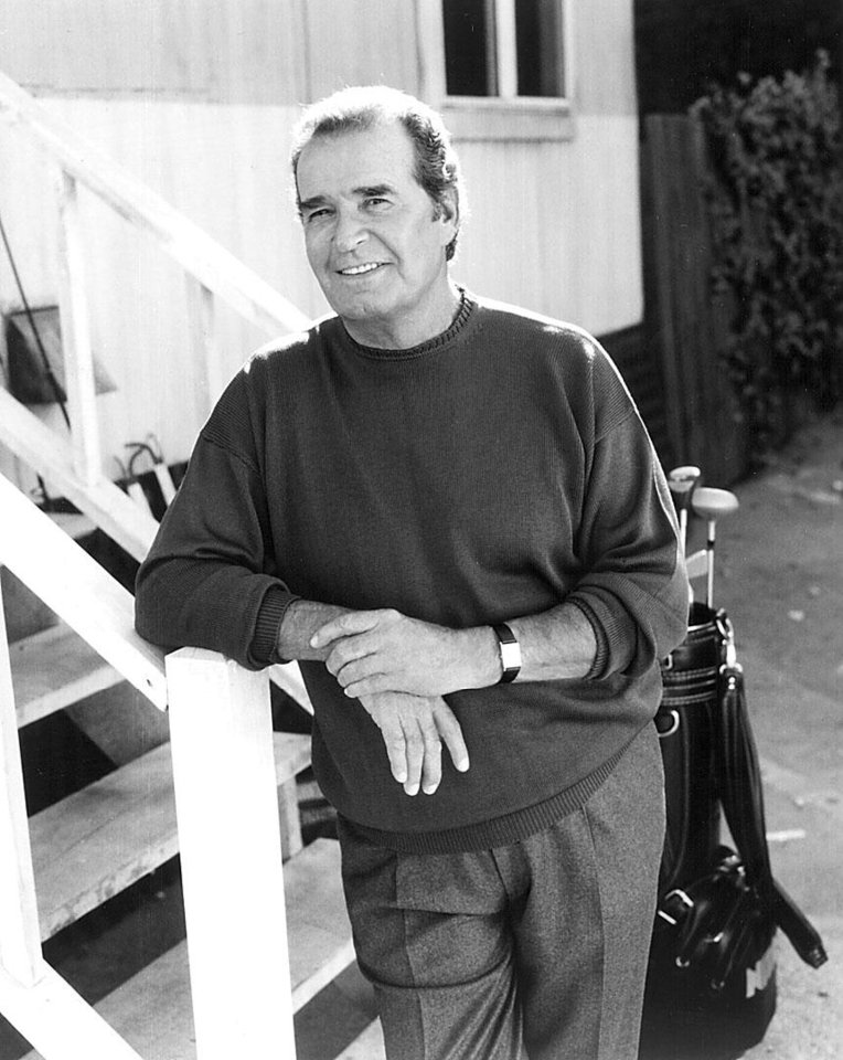 Photo - James Garner, actor