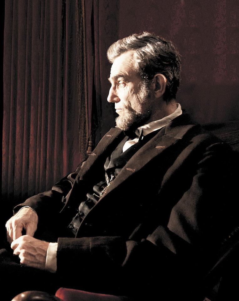 "Daniel Day-Lewis stars in ""Lincoln.""  DreamWorks, Twentieth Century Fox IMAGE"