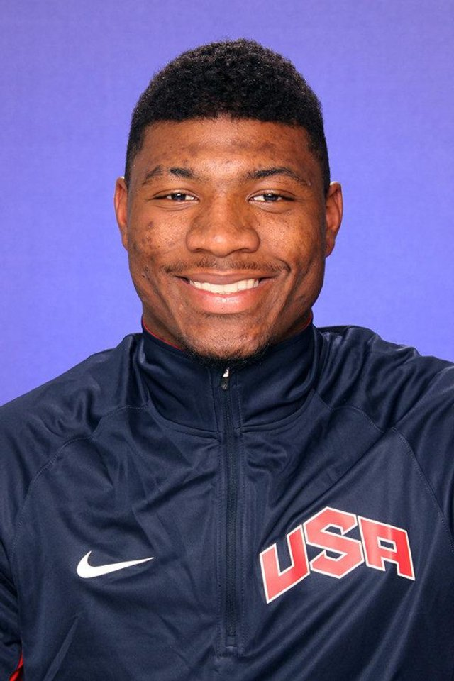 Oklahoma State basketball player Marcus Smart. PHOTO PROVIDED <strong></strong>