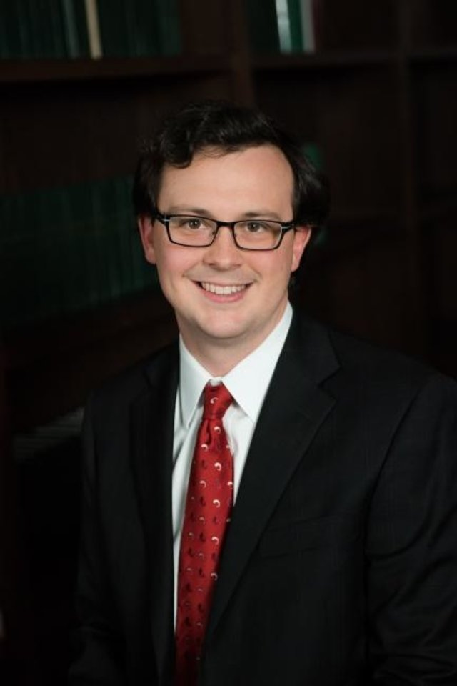 Photo -  Brock Z. Pittman is an attorney with Christensen Law Group.