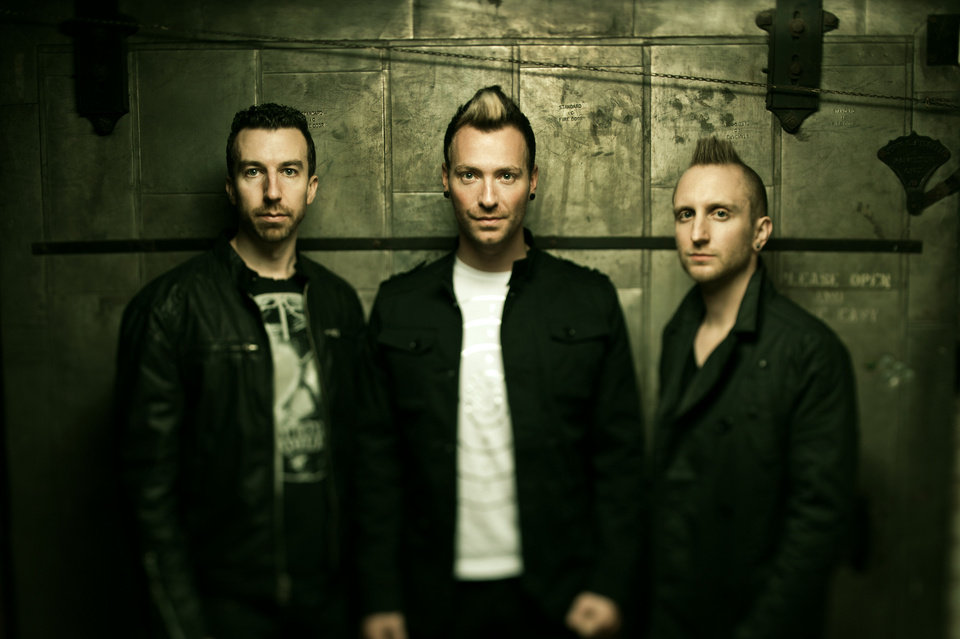Thousand Foot Krutch Photo provided <strong></strong>