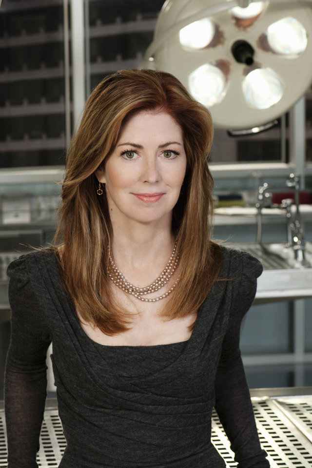 "BODY OF PROOF - ABC's ""Body of Proof"" stars Dana Delany stars as Dr. Megan Hunt. (ABC/DONNA SVENNEVIK)"