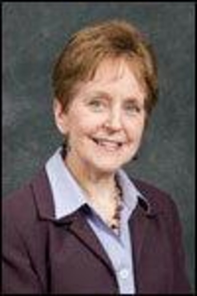 Anne Roberts <strong>Photo provided - Photo provided</strong>