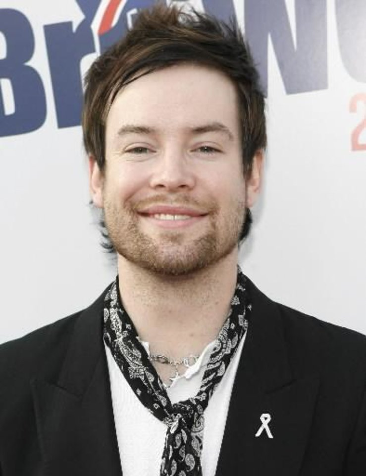 David Cook (AP file)