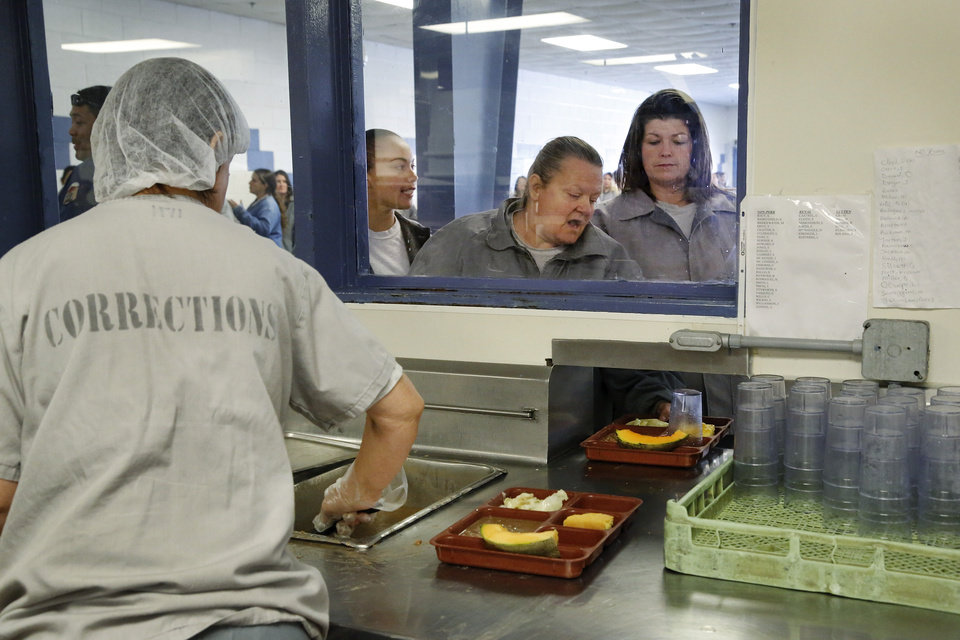 Photo - Mabel Bassett Correctional Center on Wednesday, Dec. 11, 2013. Photo by Jim Beckel, The Oklahoman