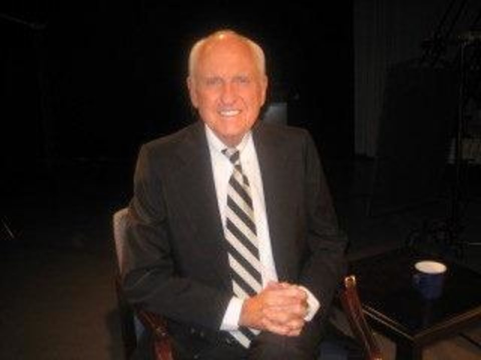 Photo - Former Gov. David Hall   - Photo Provided