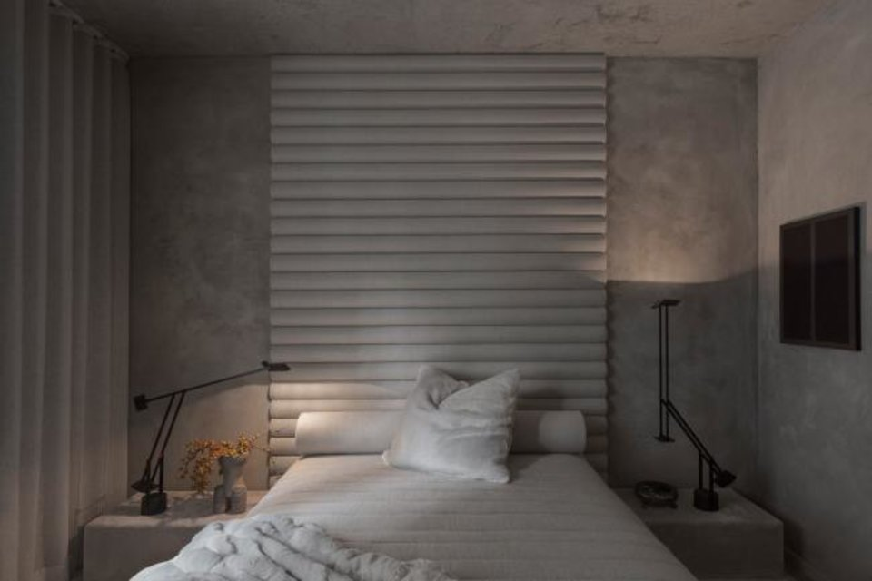 Photo -  A sleep-friendly bedroom makes you