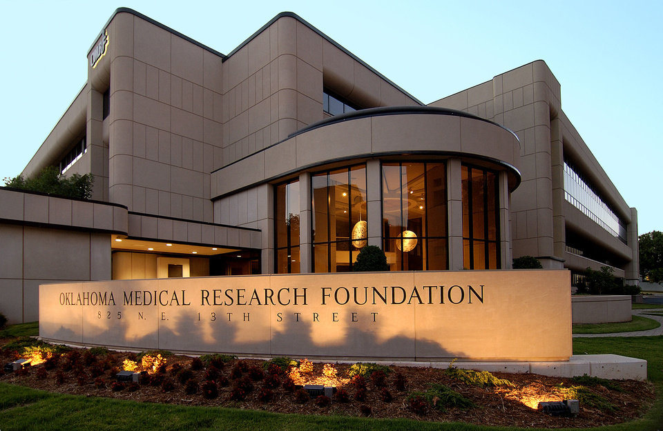 Photo - Oklahoma Medical Research Foundation one of 12 Oklahoma organizations that earned a four-star rating from CharityNavigator.org. PHOTO PROVIDED   - PHOTO PROVIDED