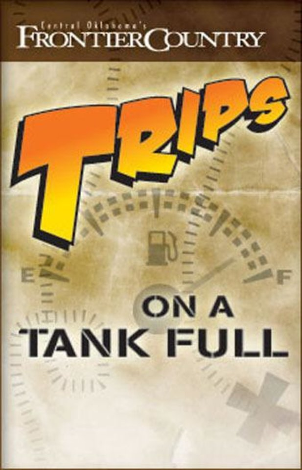 "Plan your summer vacation getaways in Frontier Country using ""Trips on a Tank Full"" at oktourism.com.<br/><b>Community Photo By:</b> Frontier Country<br/><b>Submitted By:</b> Emily, Oklahoma City"