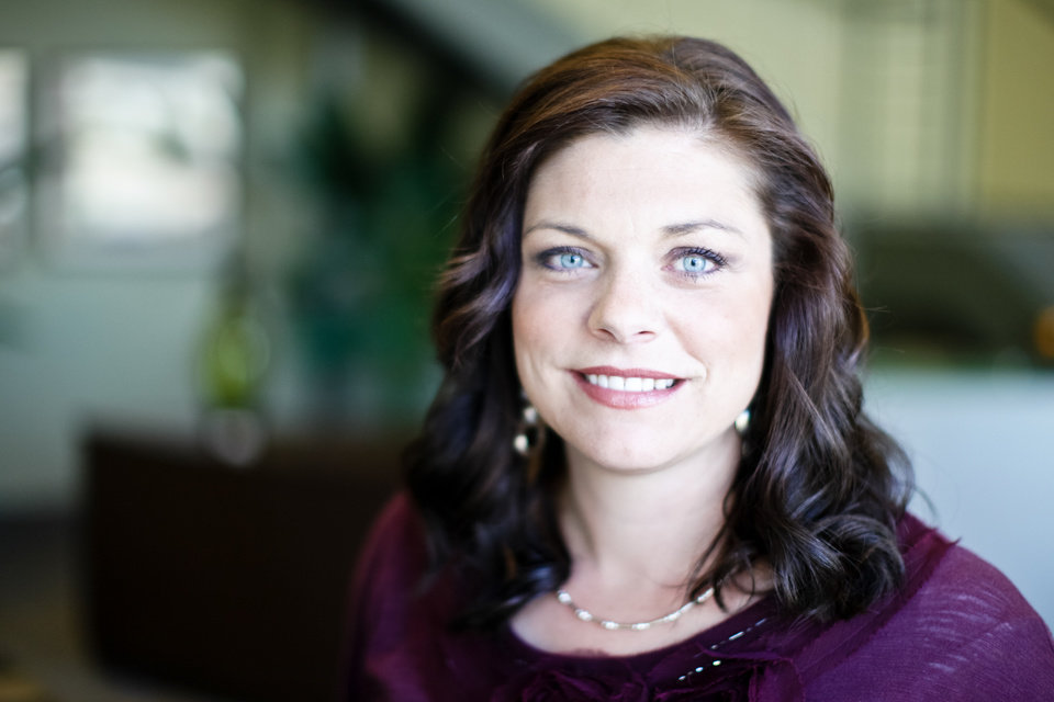 Photo -       Gwen Peterson co-founded Hope for Widows Foundation after her best friend's husband died. She's president of the group, which provides support, conferences and contacts with others, among other things.