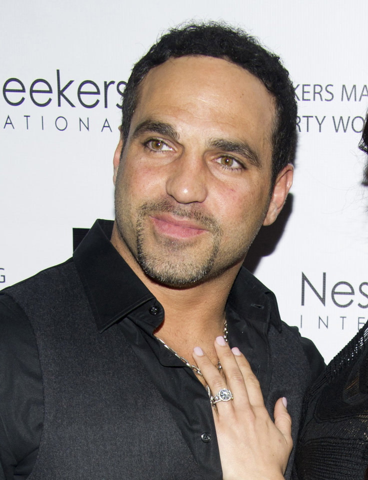 Photo - FILE - This March 2, 2012 file photo shows Joe Gorga at the